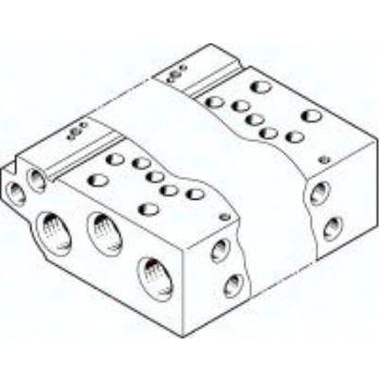 VABM-L1-10HW-G18-16 566617 Anschlussleiste