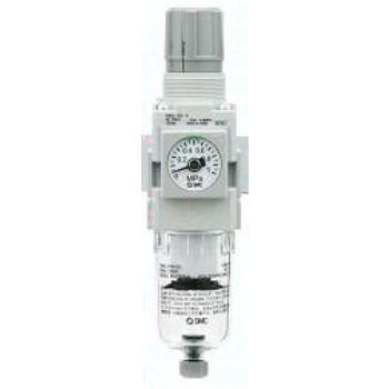 AW20-F02BE4-16CNRZA-B SMC Modularer Filter-Regler