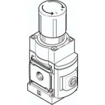 MS6-LRP-1/4-D7-A8 538010 Präzisions-Druckregelve