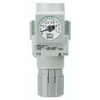 AR25K-F02E-R-B SMC Modularer Regler