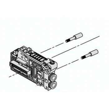 VVQC2000-1A-D-C8 SMC Einzelanschlussplatte