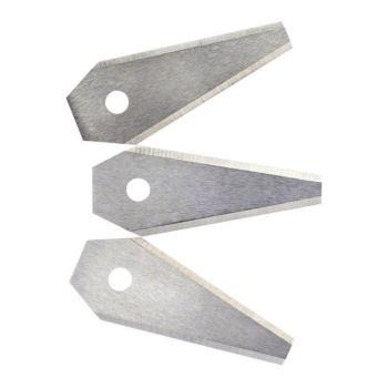 Ersatzmesser, System-Zubehör für Indego, 3 Stück