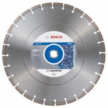 Diamanttrennscheibe Standard for Stone, 400 x 25,40 x 3,2 x 10 mm