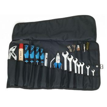 Werkzeugsortiment Autodoktor 29-tlg in Rolltasche