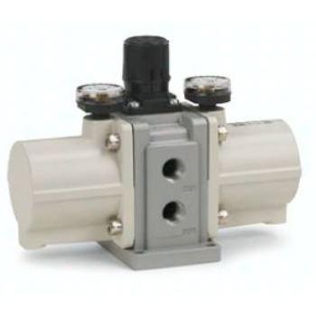 VBA10A-02N SMC Druckverstärker