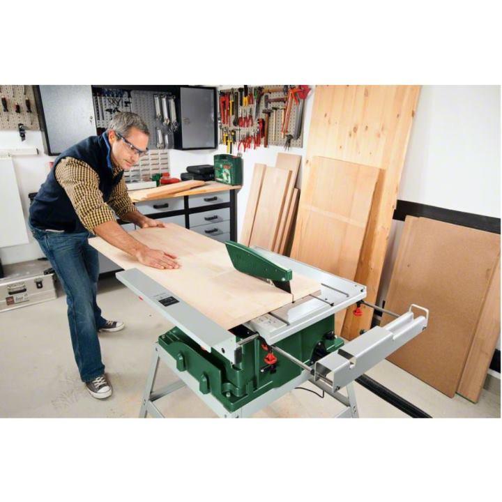 bosch tischkreiss ge mit untergestell pts 10 t. Black Bedroom Furniture Sets. Home Design Ideas
