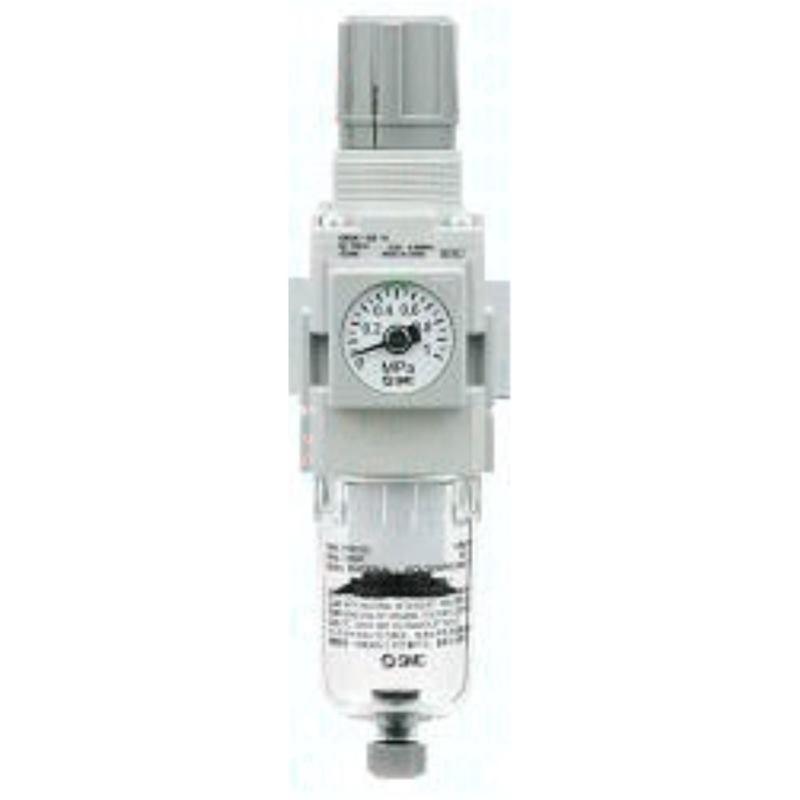 AW30K-F02E3-6ZA-B SMC Modularer Filter-Regler