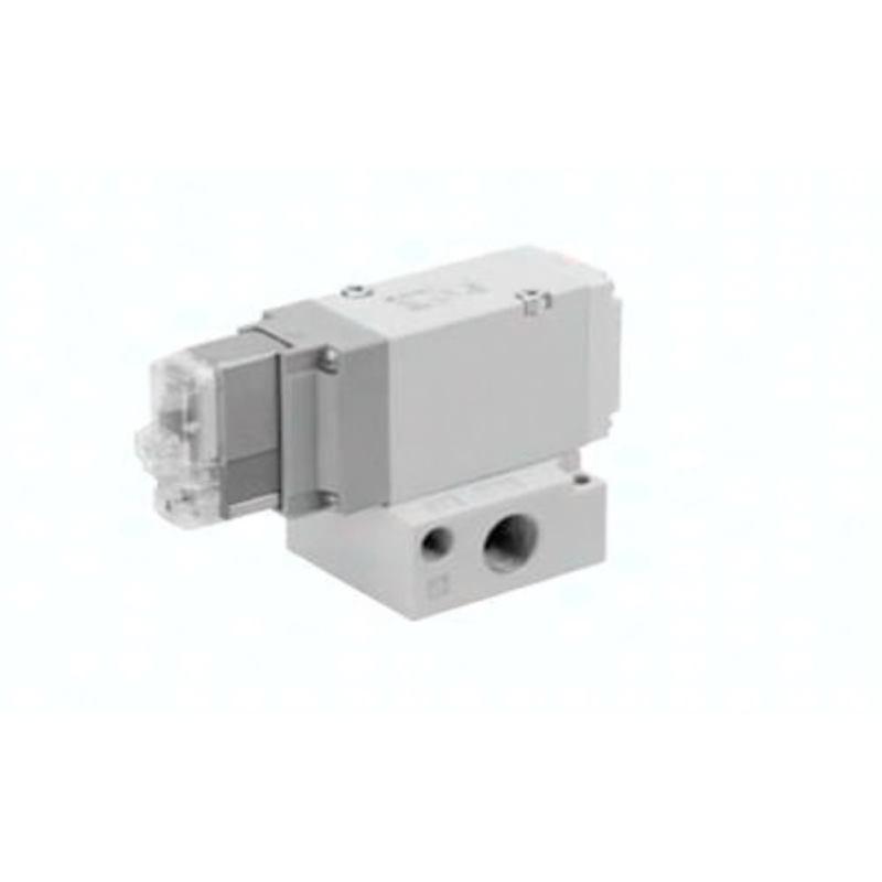 VP500-202-2F SMC Einzelanschlussplatte