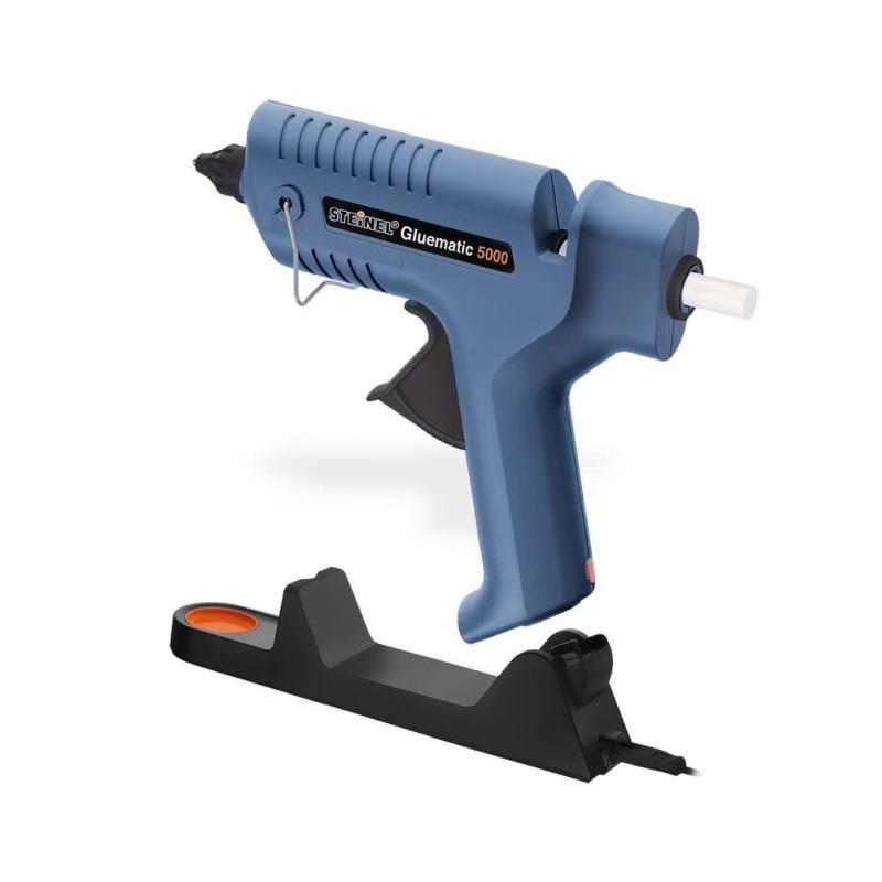 Heißklebepistole Gluematic 5000 inkl 5 Klebesticks