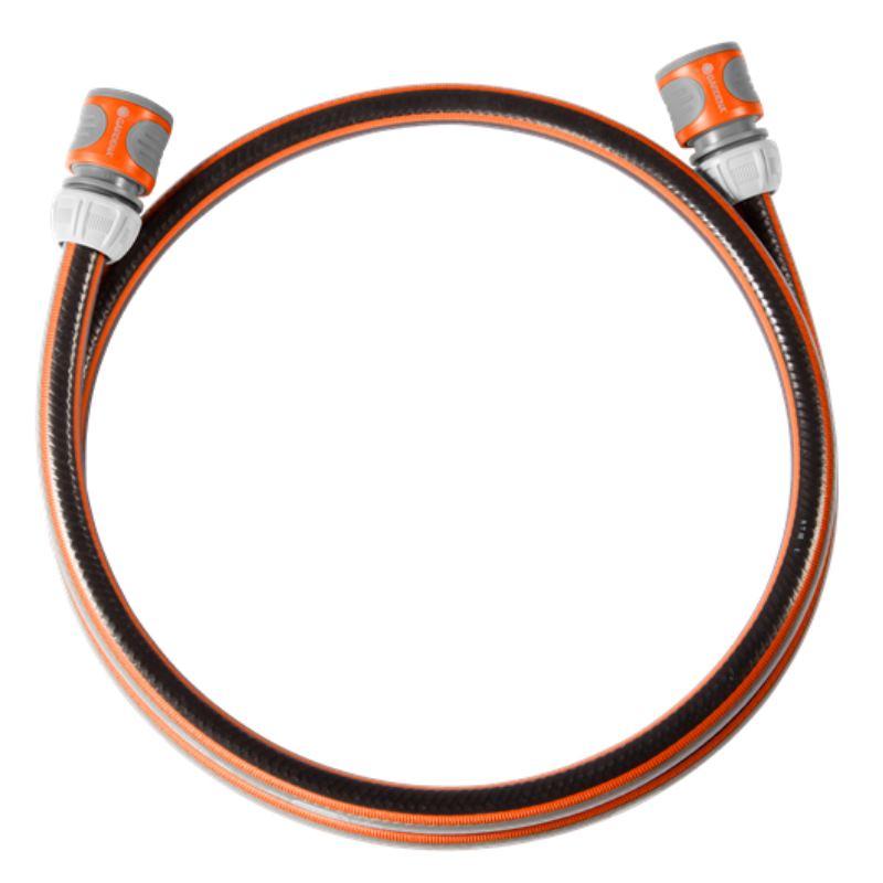 Anschlussgarnitur Comfort FLEX 13 mm (1/2'') Inhalt: 1.5 m Comfort FLEX Schlauch. 13 mm (1/2''). mit
