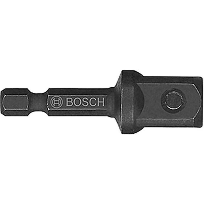 """Adapter zu Steckschlüsseleinsätze. 1/2"""". 50 mm. Au"""
