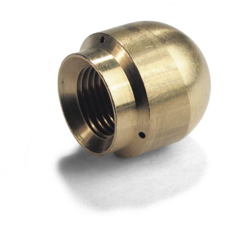 Rohrreinigungsdüse 060, 1x vorne, 3x30°, 16 mm