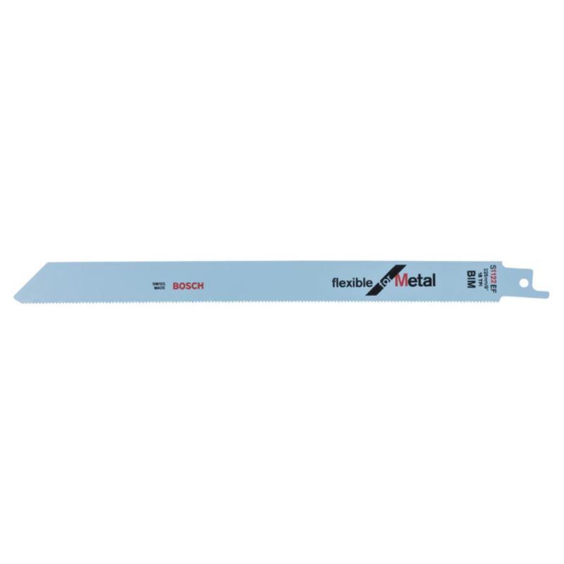 Säbelsägeblatt S 1122 EF, Flexible for Metal, 5er-