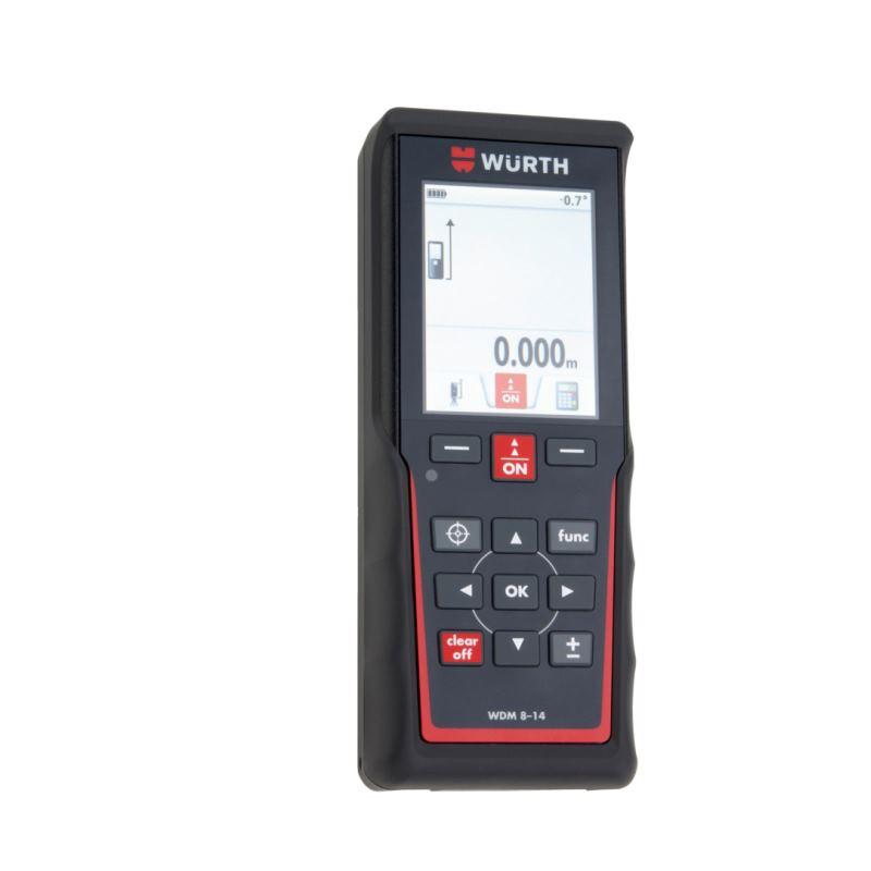 Wurth Laser Entfernungsmesser Wdm 8 14 Laserentfmess Wdm8 14