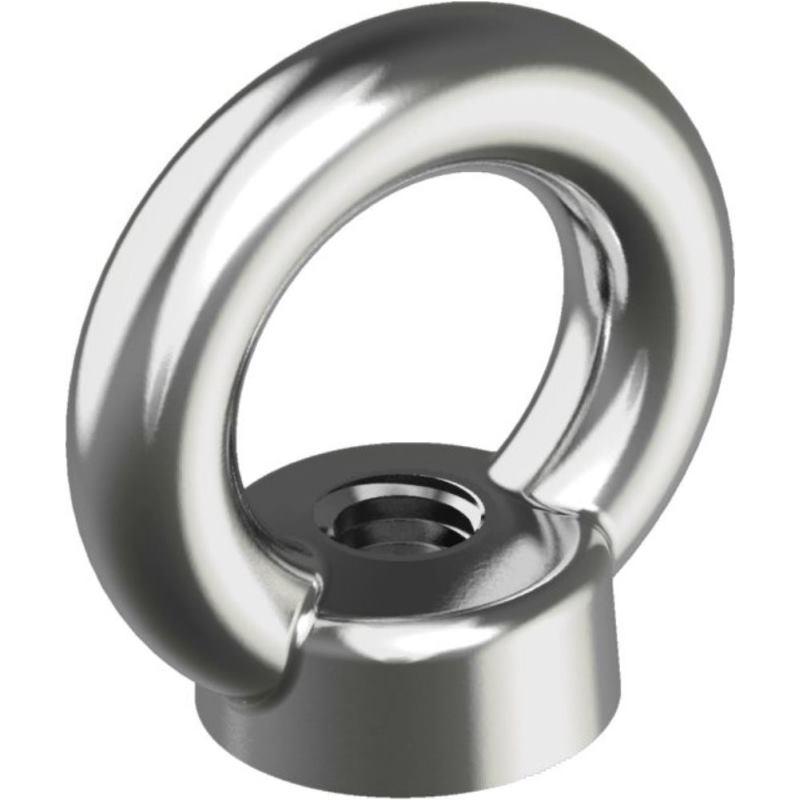 Ringmuttern DIN 582 - Edelstahl A2 M10