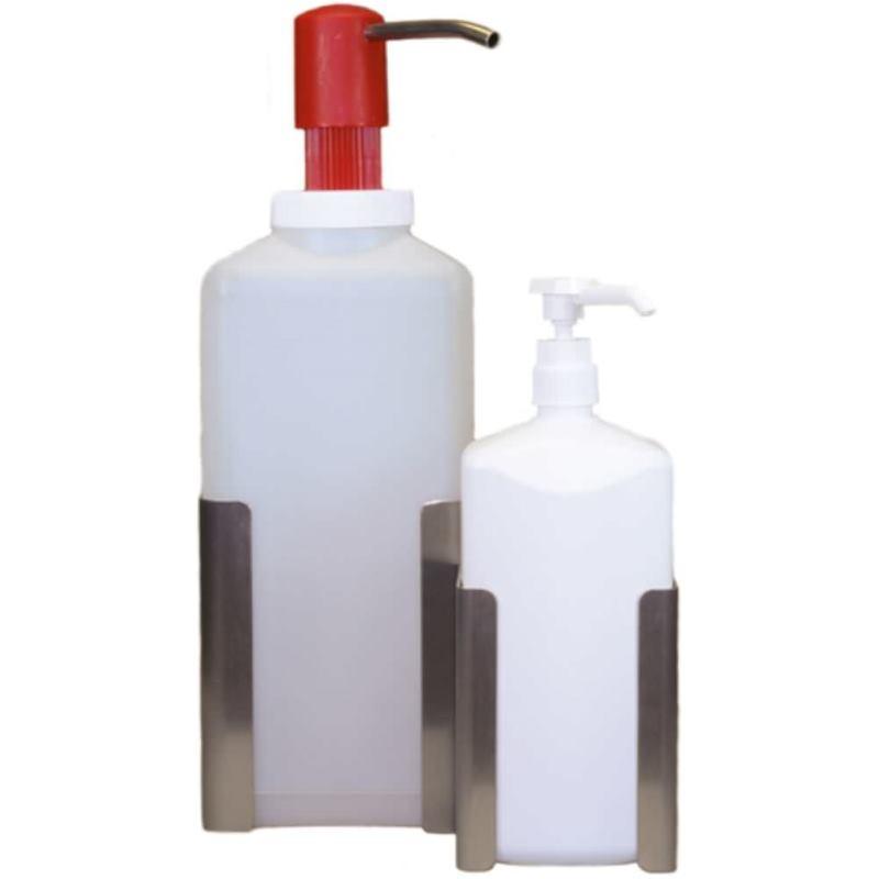 PR Dosierpumpe Edelstahl für 2.5 Liter-Flaschen