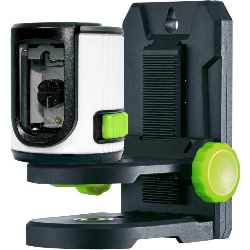 Kreuzlinienlaser selbstnivellierend EasyCross-Laser Green Set