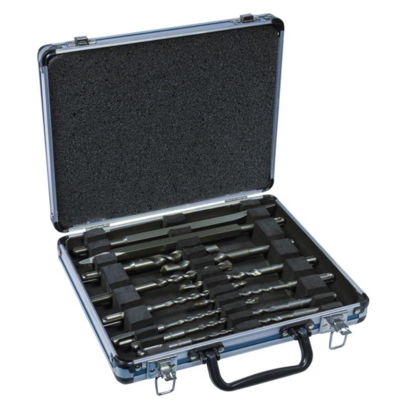 SDS-Plus Bohrer/Meissel-Set 13Stk D-42400