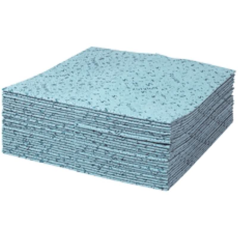 Polytex Nasswischtücher blau Pack mit 35 Tücher -