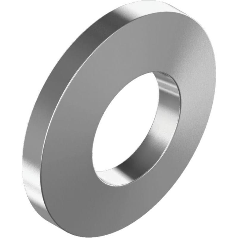 Spannscheiben DIN 6796 - Edelstahl A2 5,0 für M 5