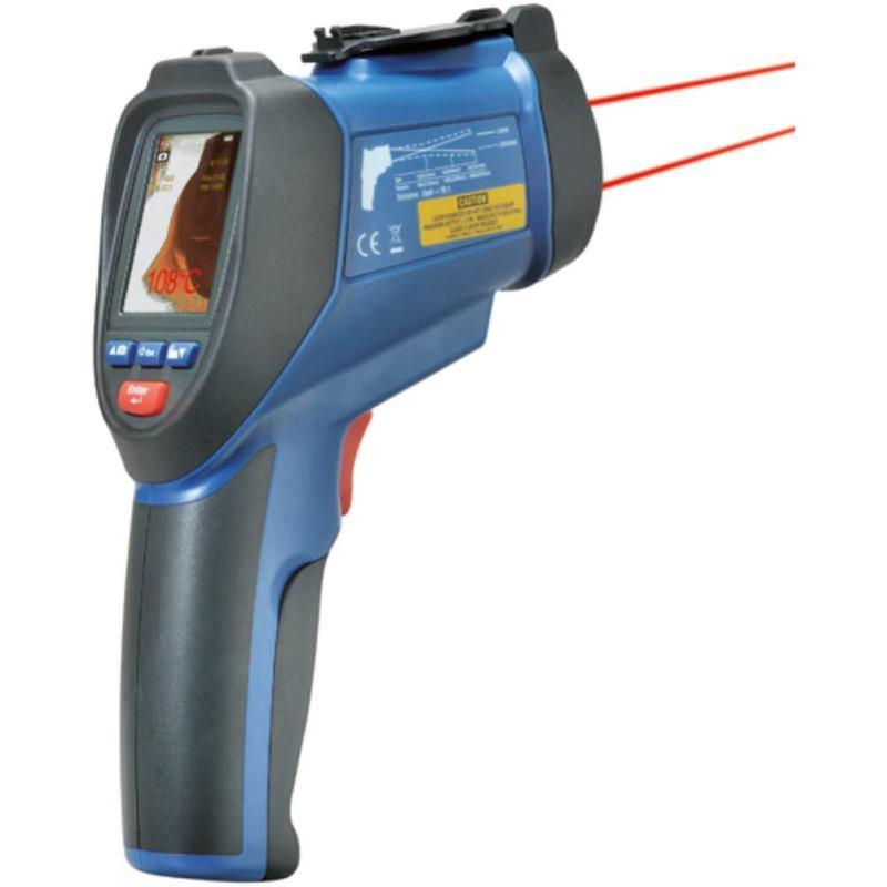 Video-Infrarot-Temperaturmessgerät -50 bis +1000°C