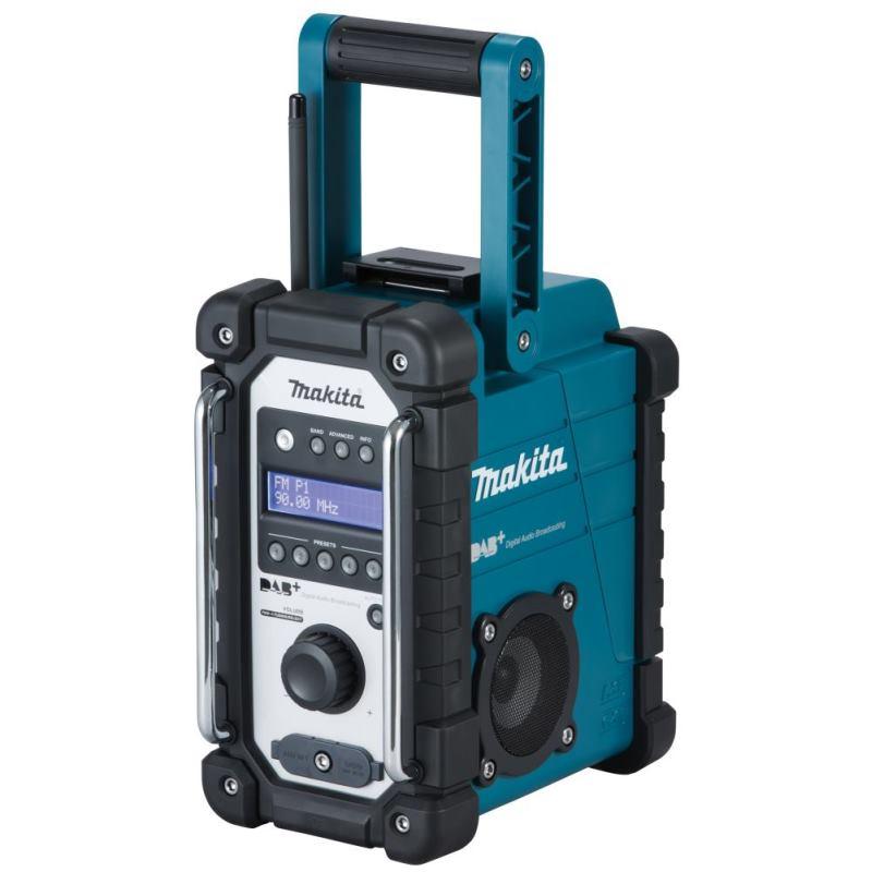 Akku Radio DMR110 Akku Baustellenradio 7.2 - 18 V