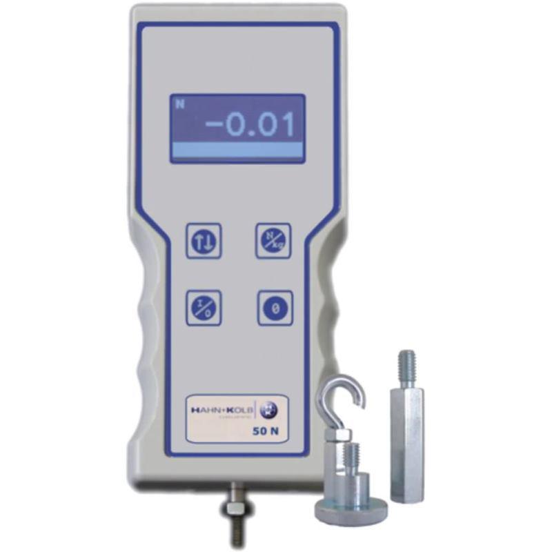 Elektronischer Z+D-Kraftmesser Typ 326. MB 0-100 N