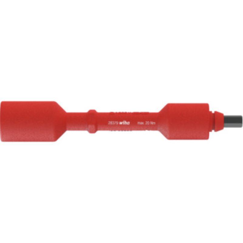 VDE Wechselklinge electric 10 mm für Drehmoment-Quergriffschraubendreher