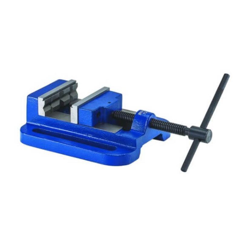 Bohrmaschinen-Schraubstock BSH, Größe 5, Backenbreite 100, robuste Ausführung