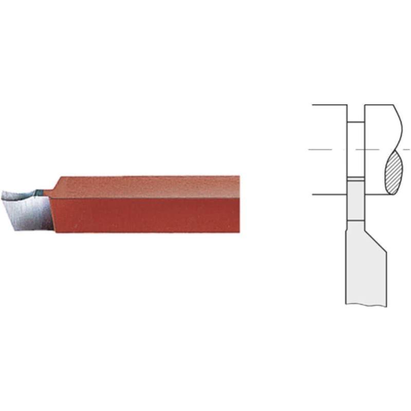 Drehmeißel außen HSSE 16x10 mm abgesetzt