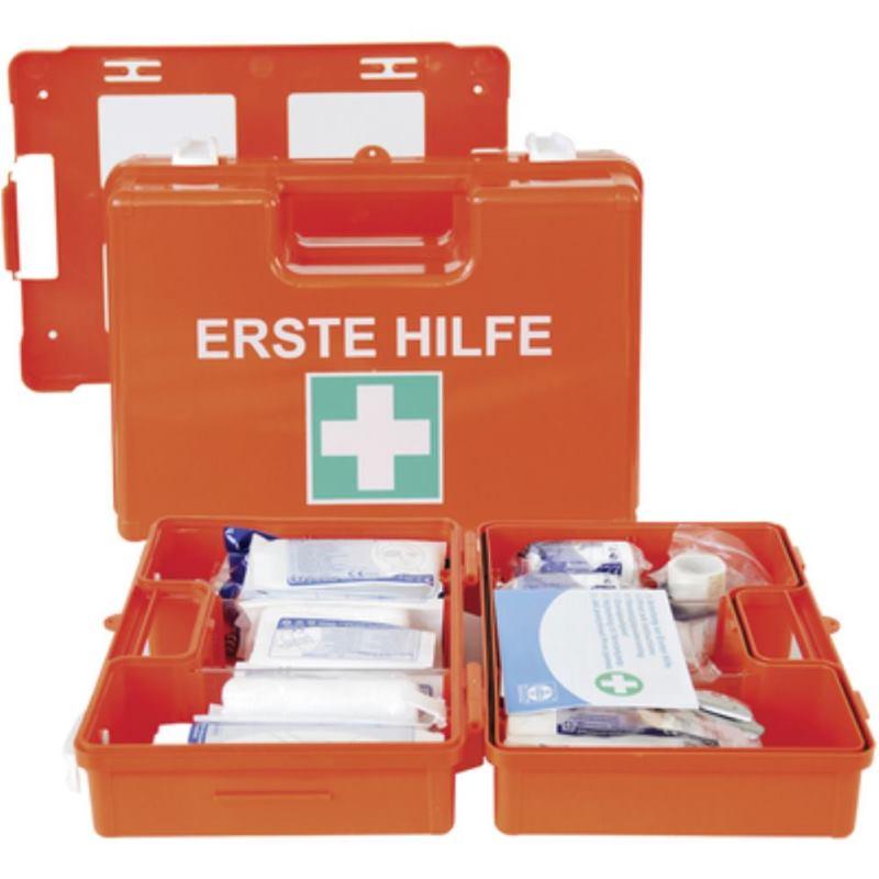 Medical Erste Hilfe Verbandskoffer Domino Füllung DIN 13157