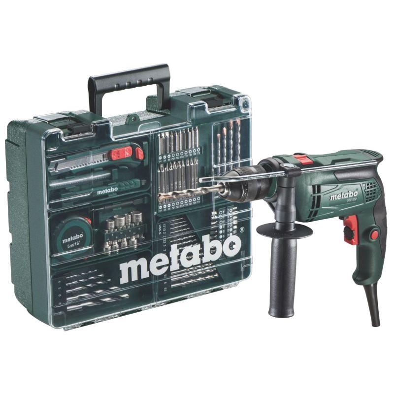 Schlagbohrmaschine SBE 650 Set Mobile Werkstatt