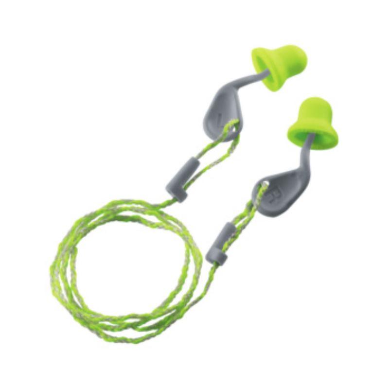 Gehörschutzstöpsel xact-fit mit Kordel, 26 dB
