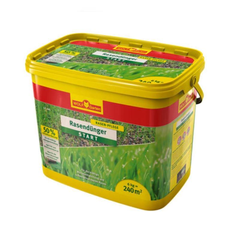 Rasen Starter Dünger LH 240 | 6 kg | für 240 m²