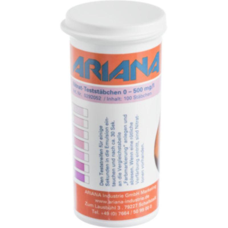 Teststäbchen für Nitrat-Werte 0 - 500 mg/l