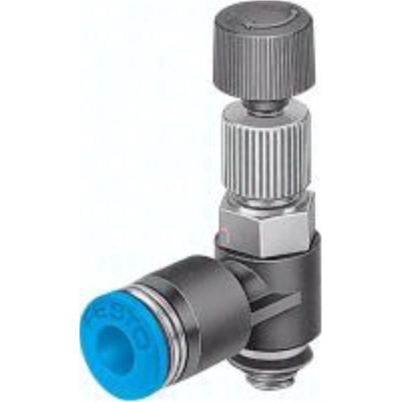 LRLL-1/8-QS-4 153499 Differenzdruck-Regelven