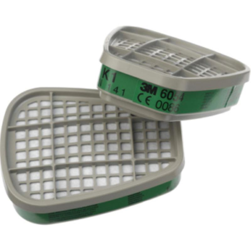 ™ Gas- und Kombifilter 6054 K1 Filter Pack à 8 Stück