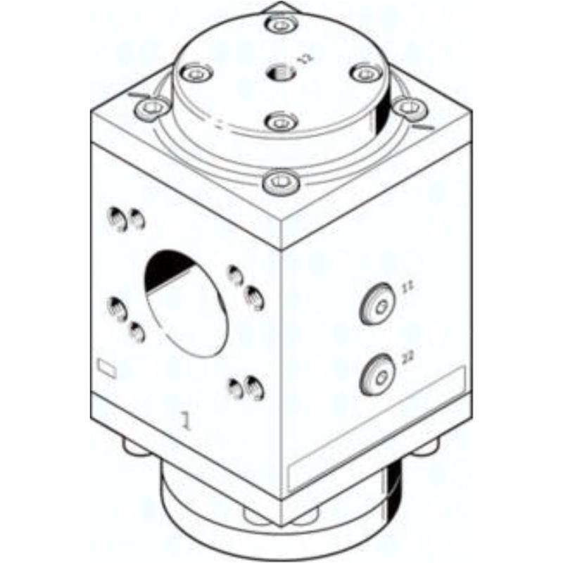 PVEL-P-124-HP3 1629205 EINSCHALTVENTIL