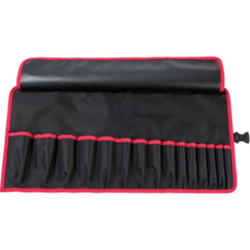Werkzeug-Rolltasche Nylon 330 x 670 mm 15 Einsteckfächer