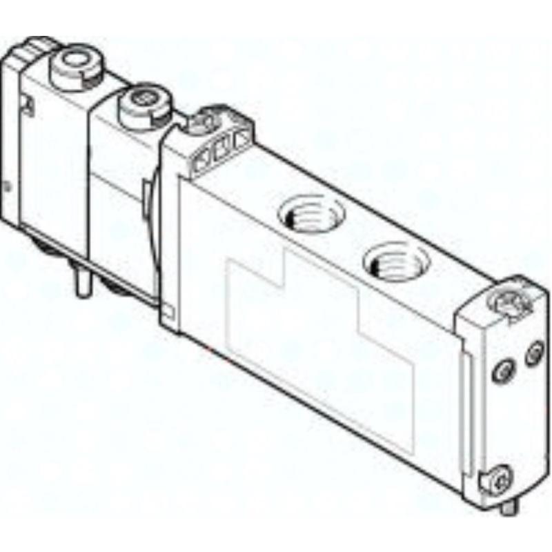 VUVG-S14-M52-MZT-G18-1T1L 573471 MAGNETVENTIL