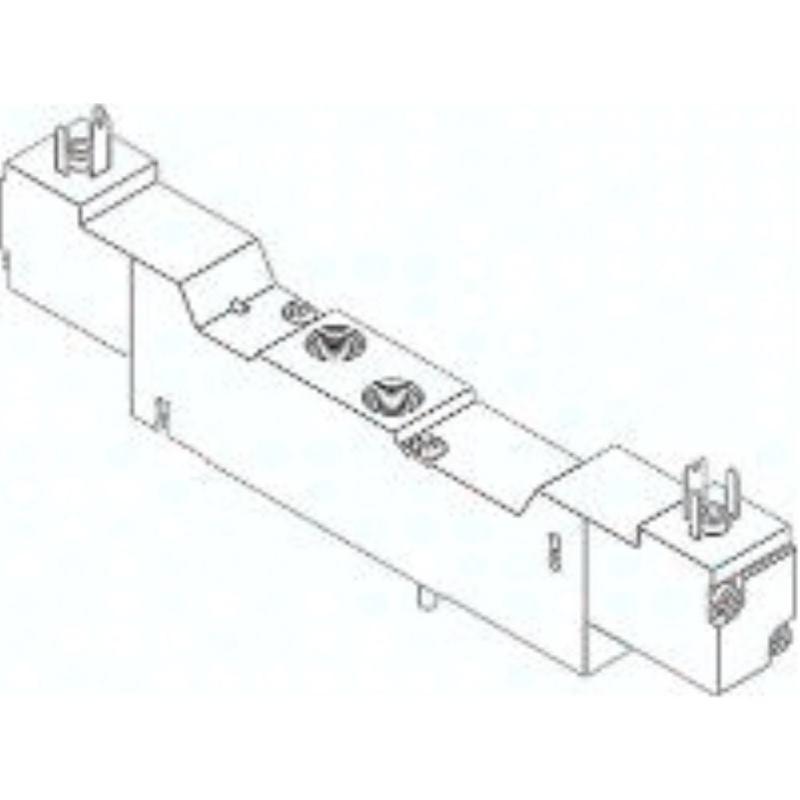 MEBH-5/3E-1/8-P-B-110AC 173063 Magnetventil