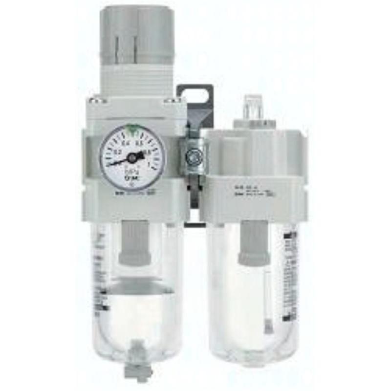 AC40A-F04C-V-A SMC Modulare Wartungseinheit