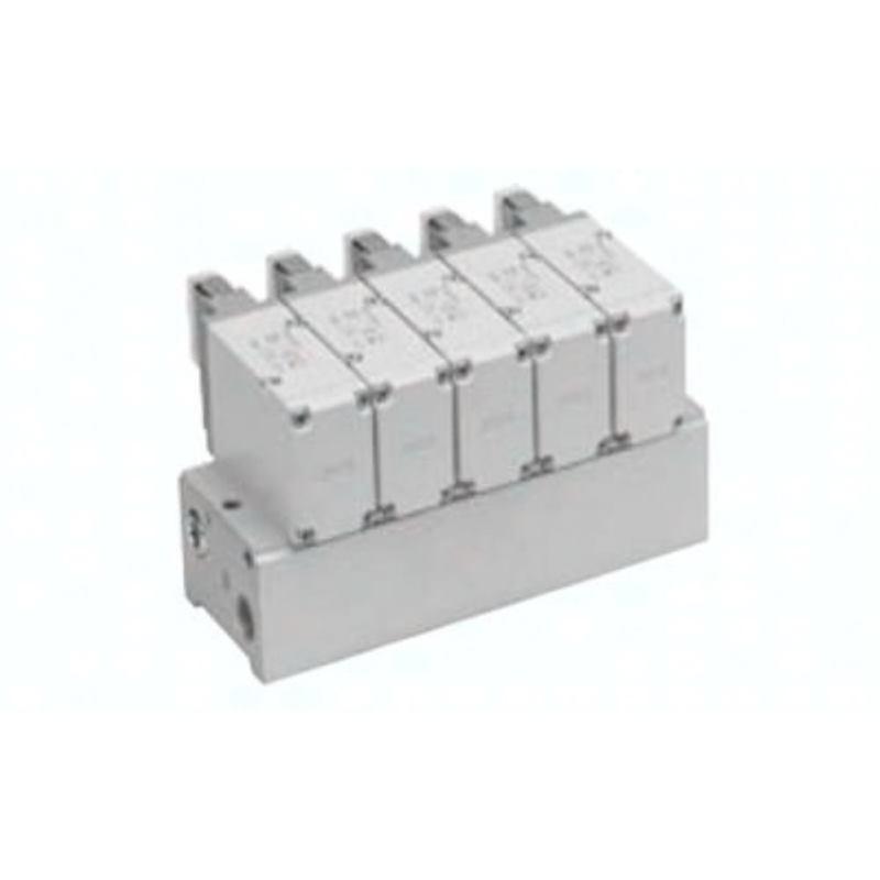 VV3P7-41-021-04F SMC Mehrfachanschlussplatte