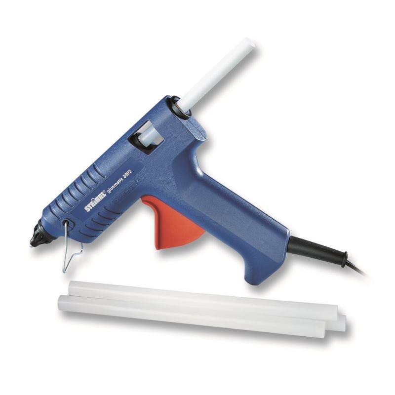 Heißklebepistole Gluematic 3002 inkl 3 Klebesticks