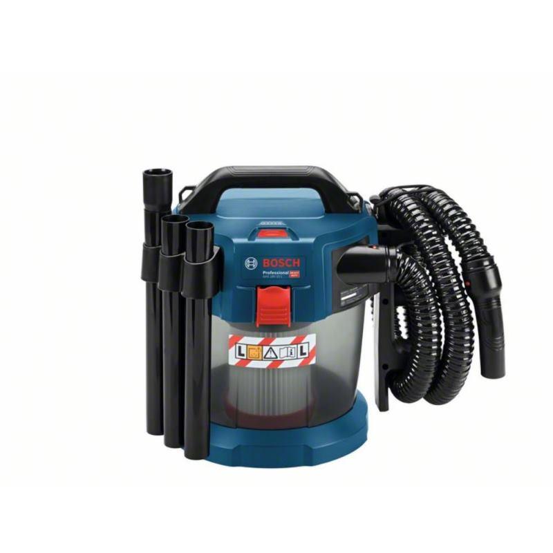 Akku-Nass-/Trockensauger GAS 18V-10 L Professionalmit 2x 5.0 Ah Li-Ion Akku