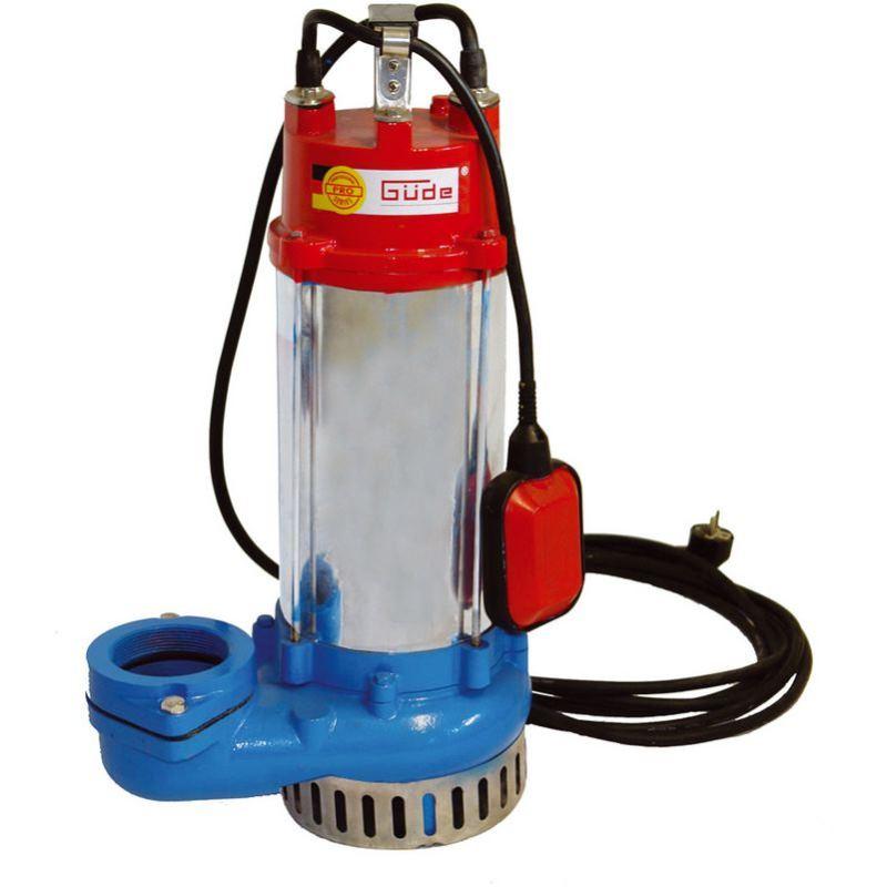 Schmutzwassertauchpumpe Pro 2200A | 2.200 Watt
