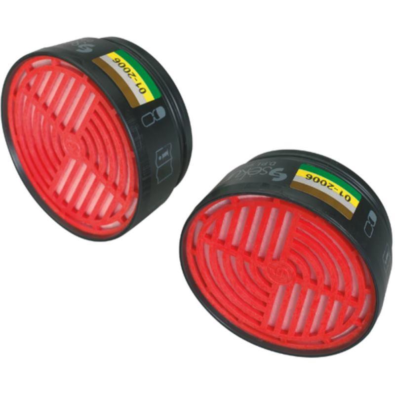 Atemschutz-Mehrbereichsfilter 200 A1B1E1K1 (Packun
