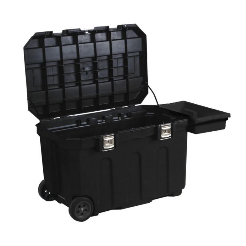 Mobile Montagebox Werkzeugbox 190 Liter96.2x59.1x57.8cm