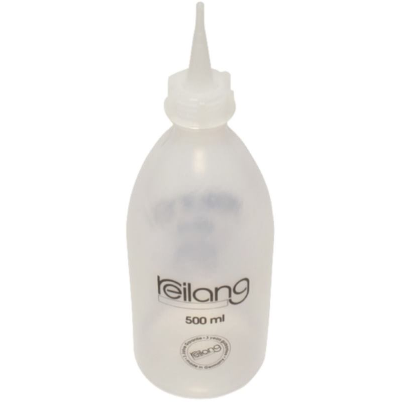 Kunststoff-Flasche mit Tropfverschluss. 250 ml