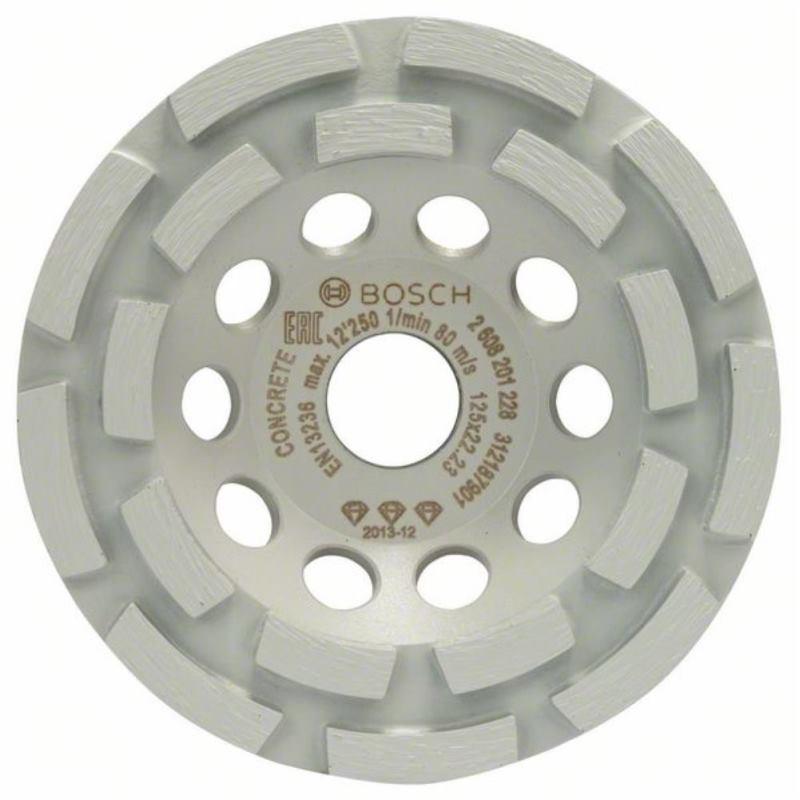 Ø 125mm Diamanttopfscheibe Best for Concrete
